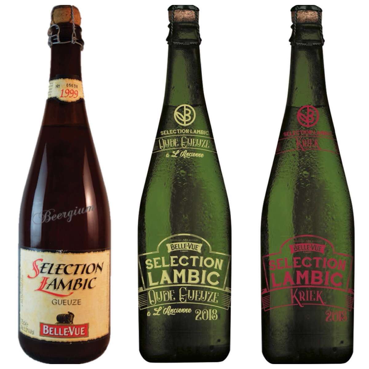 Plommon i gueuze